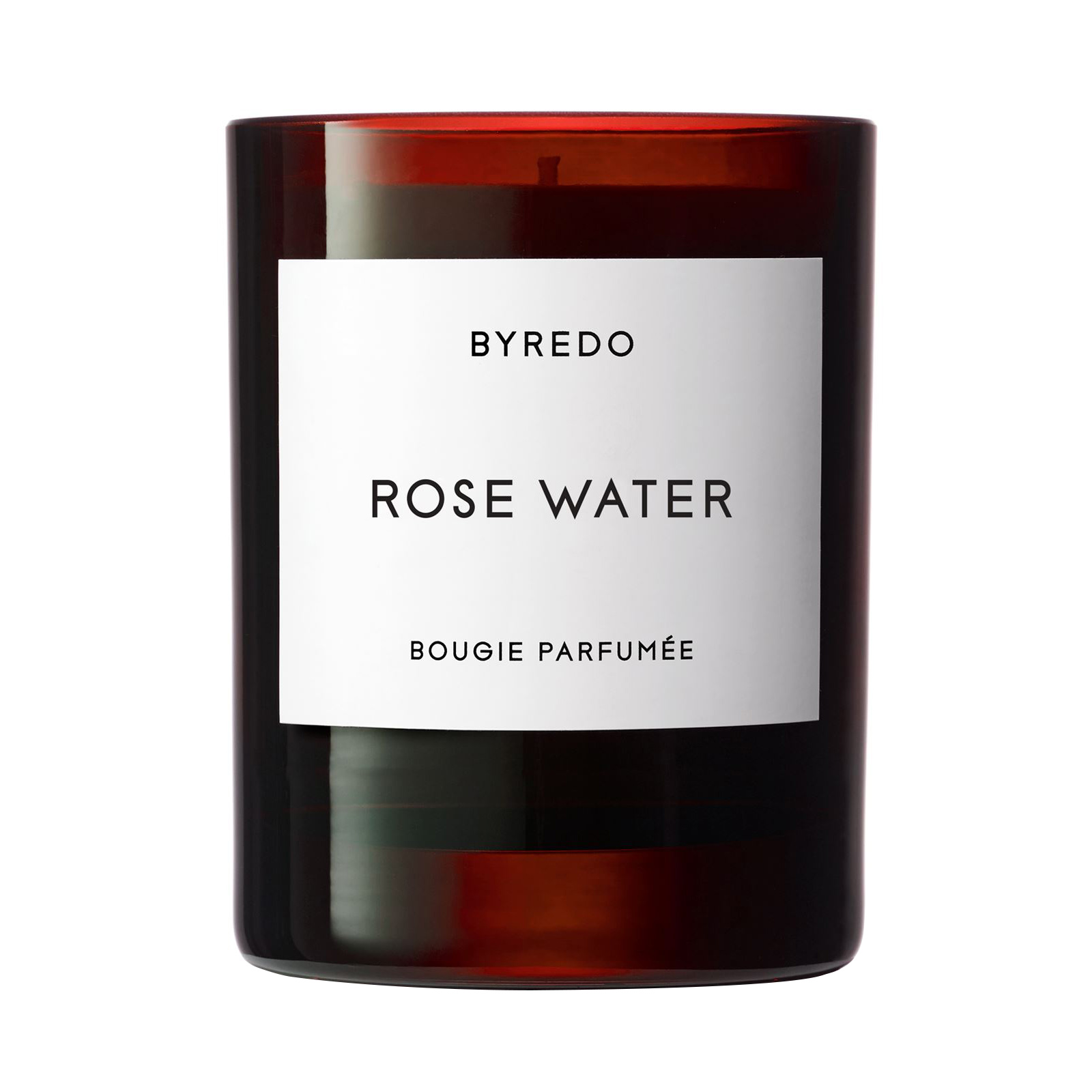 Byredo Saints Rose Water Candle