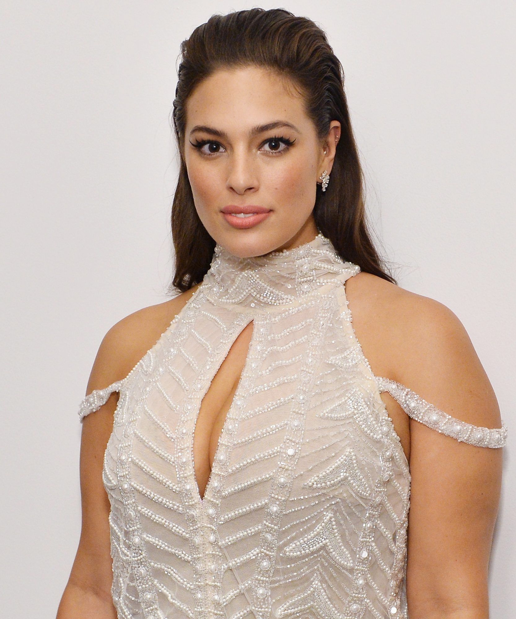 Blue Shades Ashley Graham Gets Her Own Barbie Ashley Graham Body