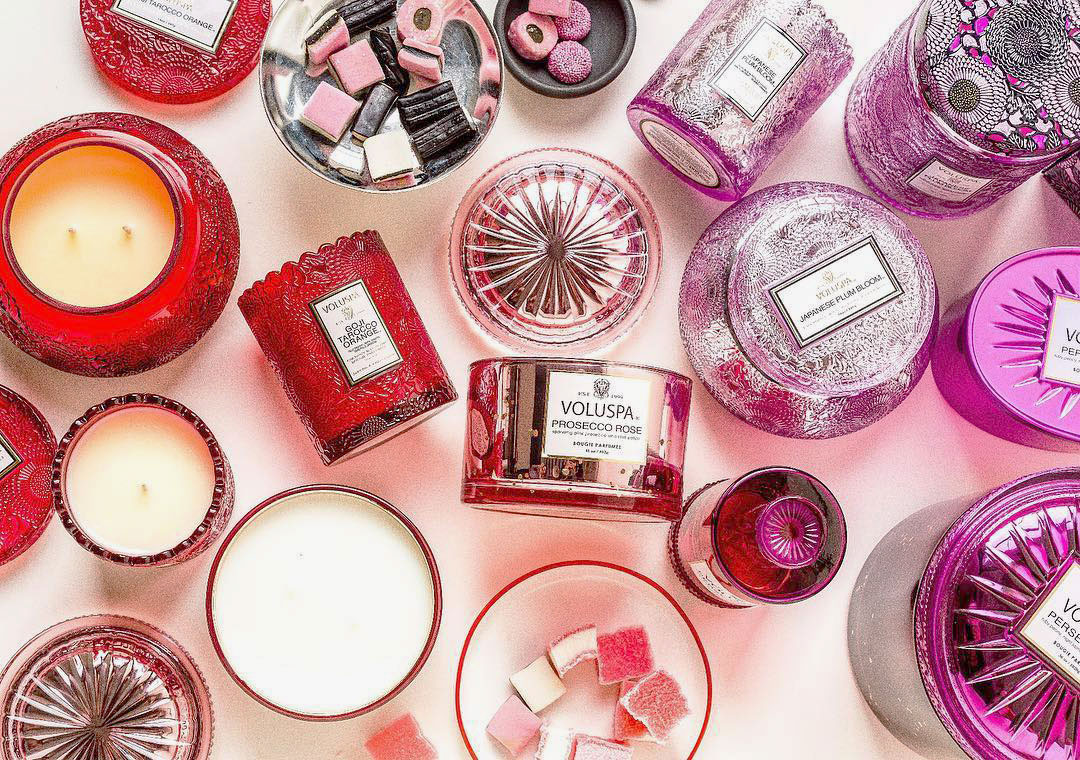 Voluspa Candle Gift Guide
