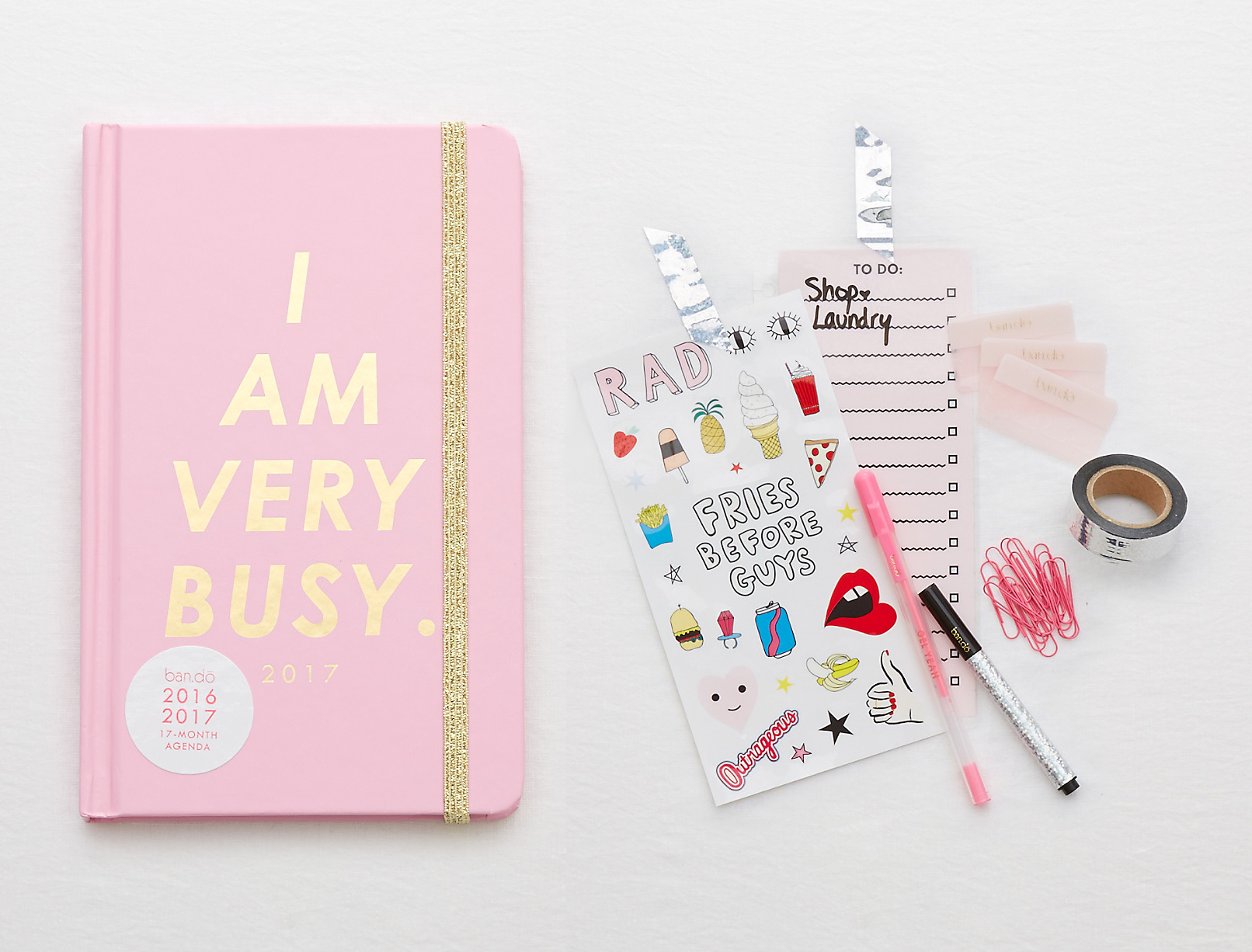 <p>For Your Super Organized Friend</p>