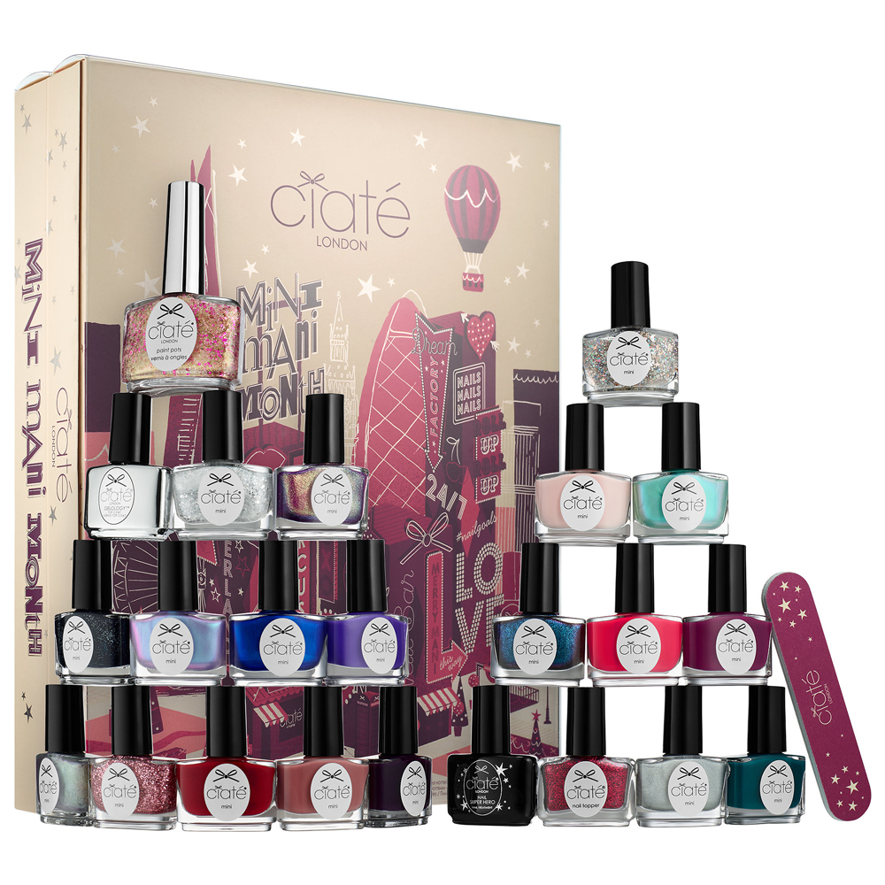 Ciaté Mini Mani Month Nail Polish Set
