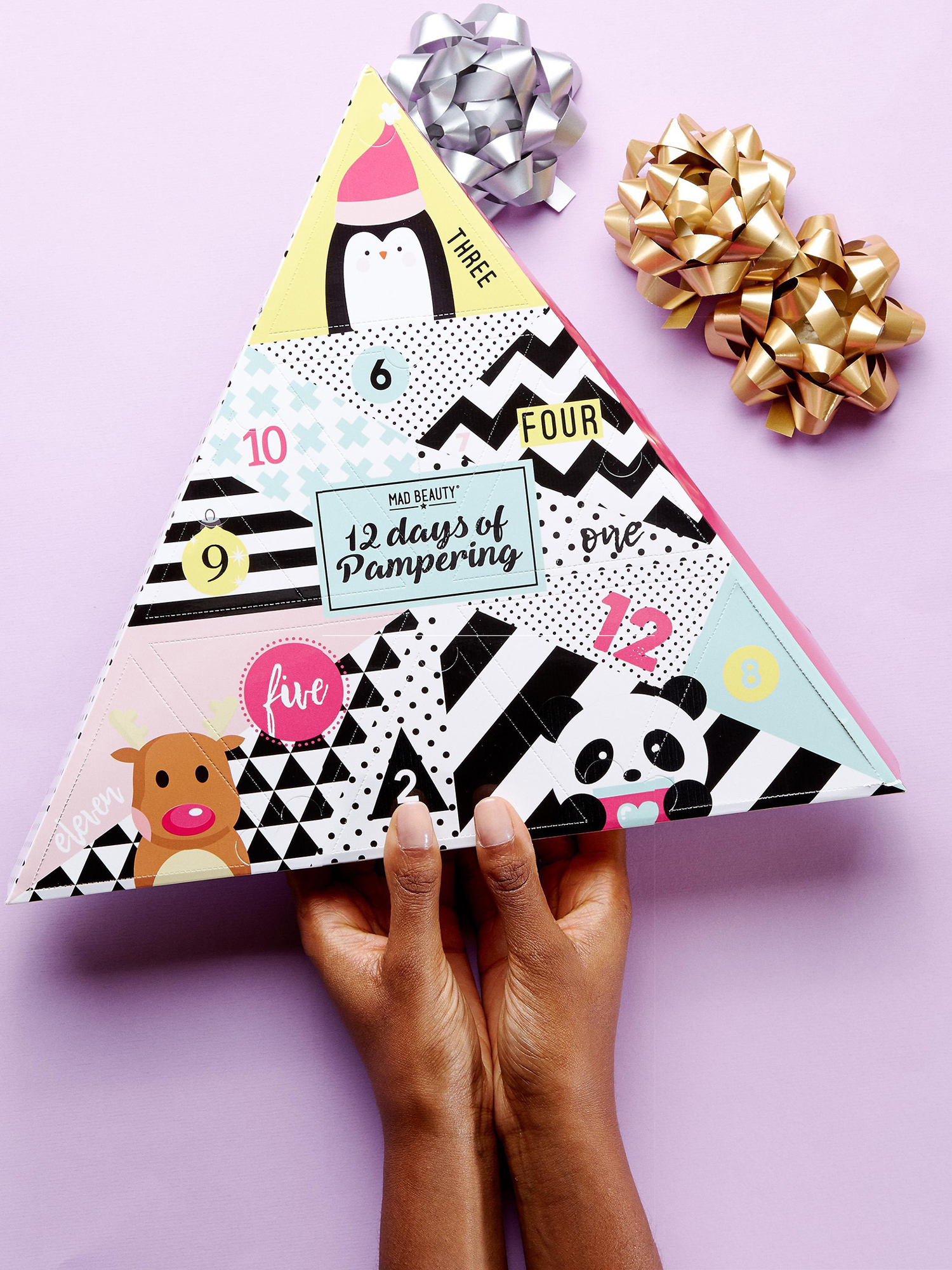 These Makeup-Filled Advent Calendars Are the Reason For the Season