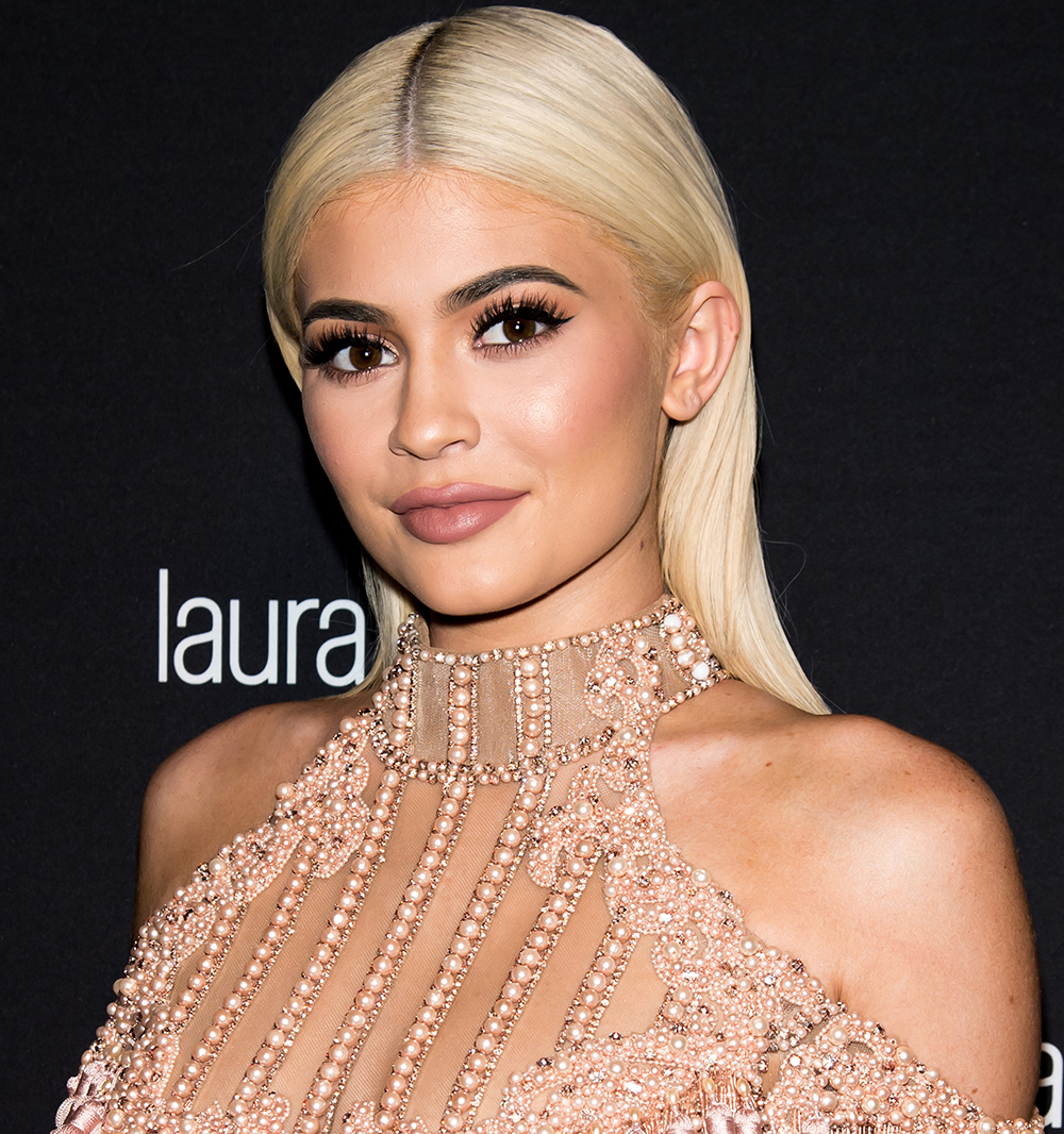 Kylie Jenner Posts a New Slew of Racy Lingerie Pics