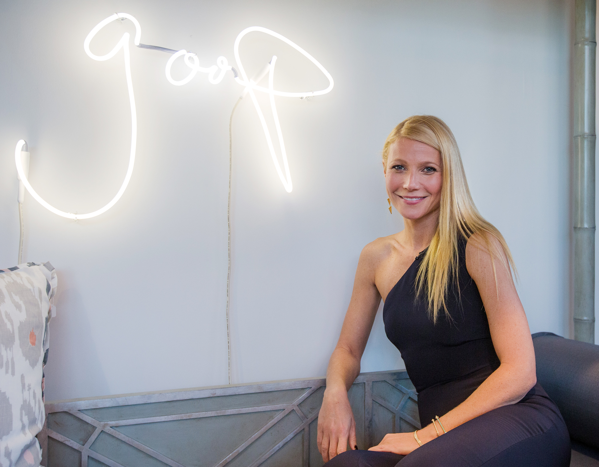 Gwyneth Paltrow Dishes on Her Travel Tips and New Clothing Line