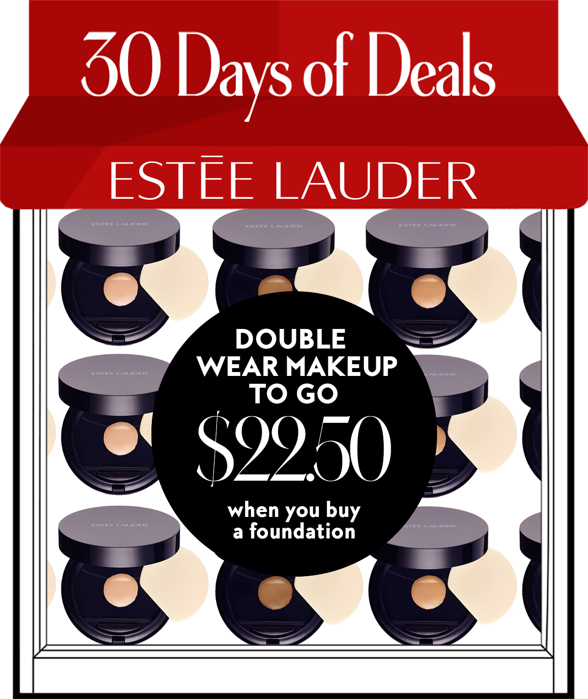 30 Days of Deals - Estee Lauder - LEAD