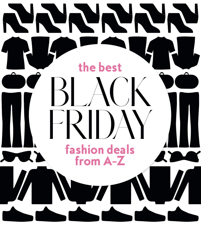 These Are The Best Black Friday Fashion Deals