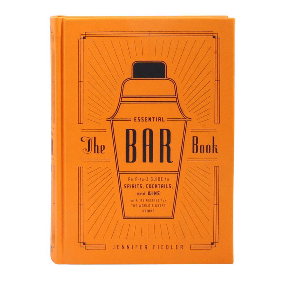 <p>The Essential Bar Book</p>