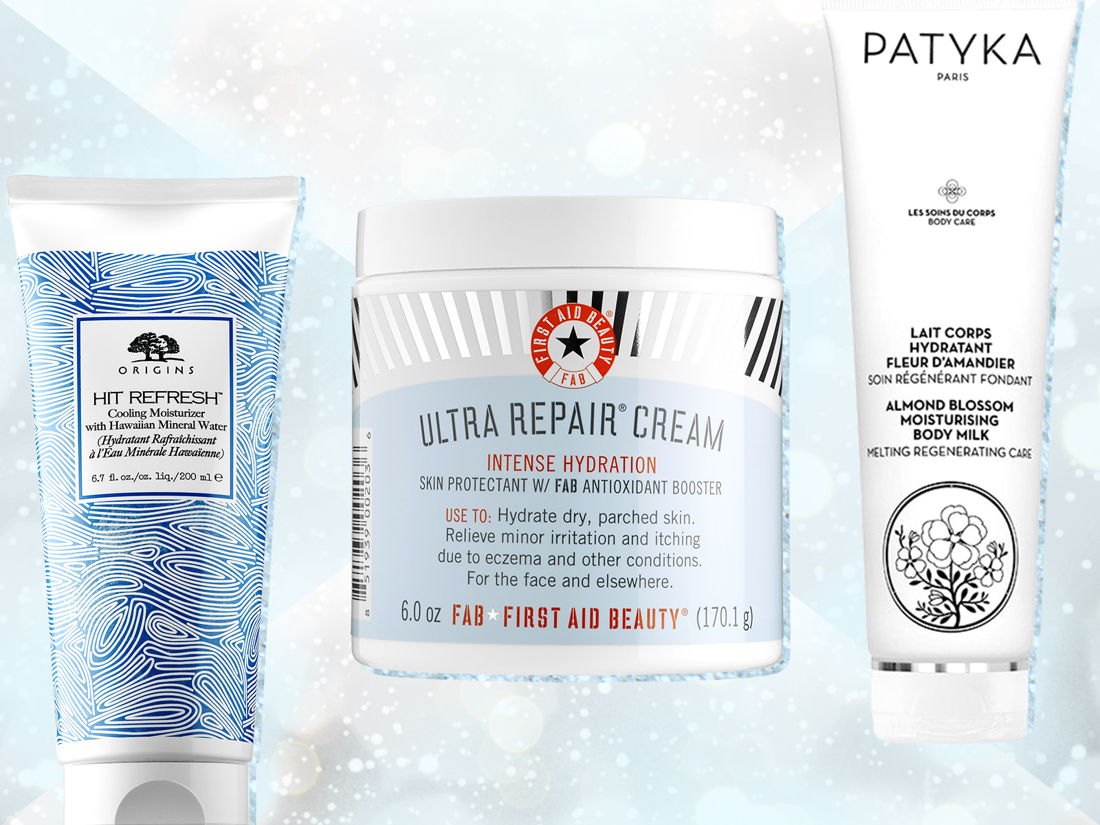 Winter Body Lotions
