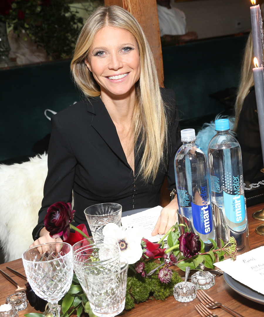 Goop Store Opening - Paltrow - Embed