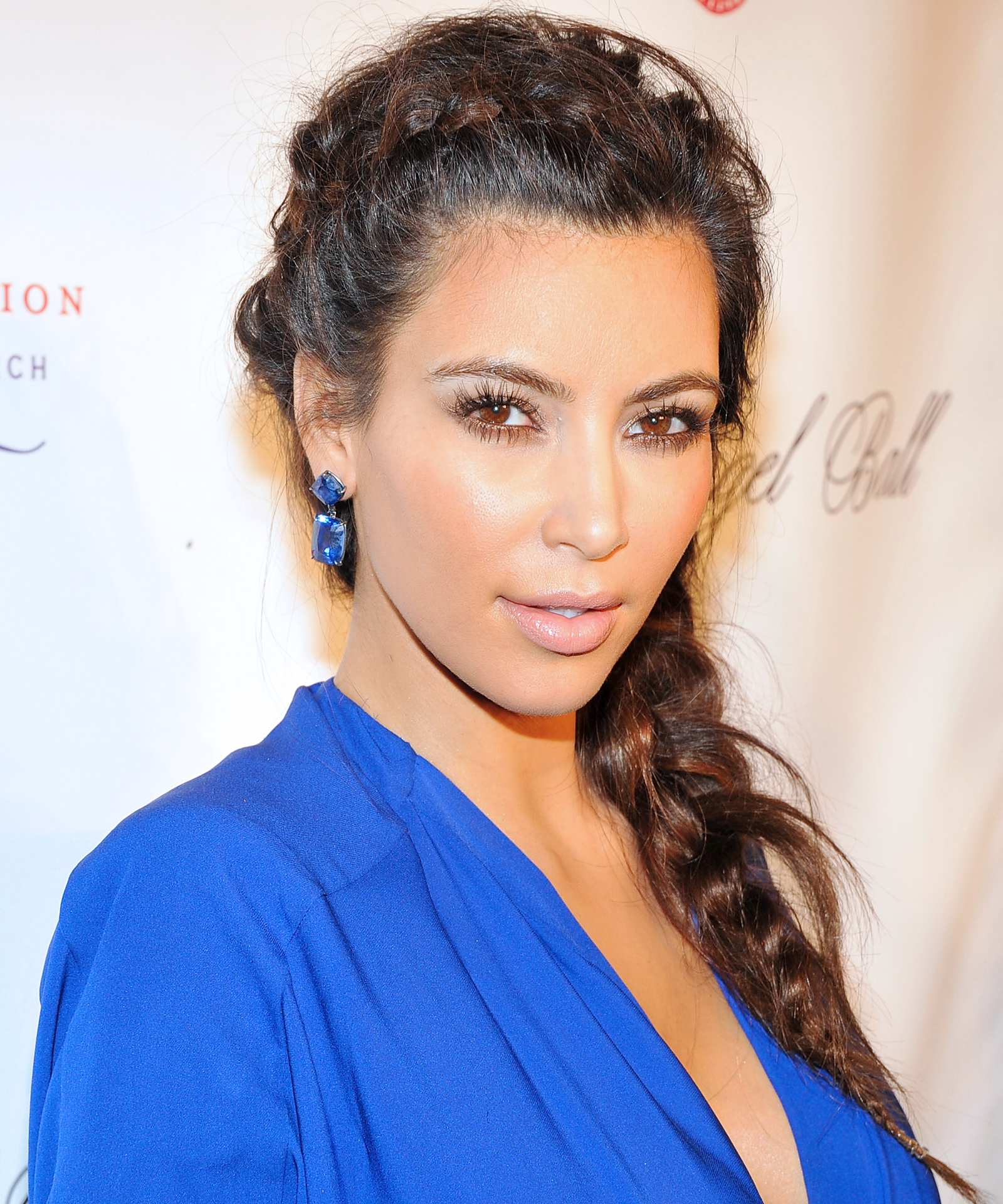 This Is the Dress Kim Kardashian West Wore the Night North Was ...