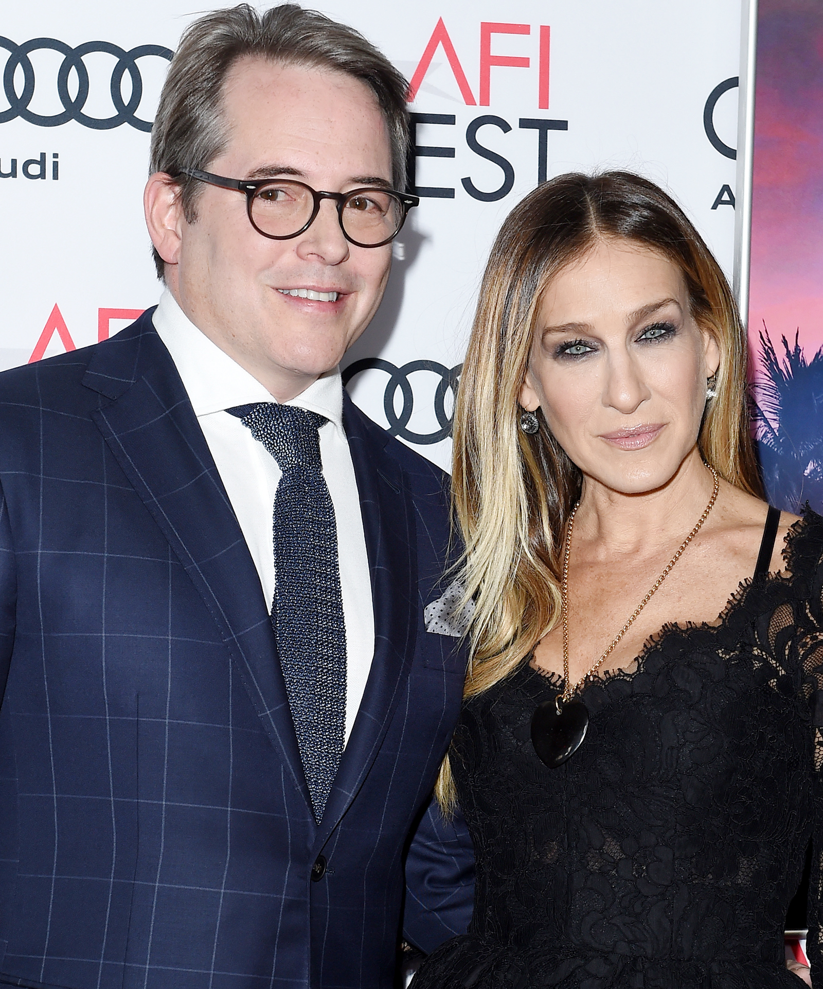 <p>Answer: Matthew Broderick and Sarah Jessica Parker</p>