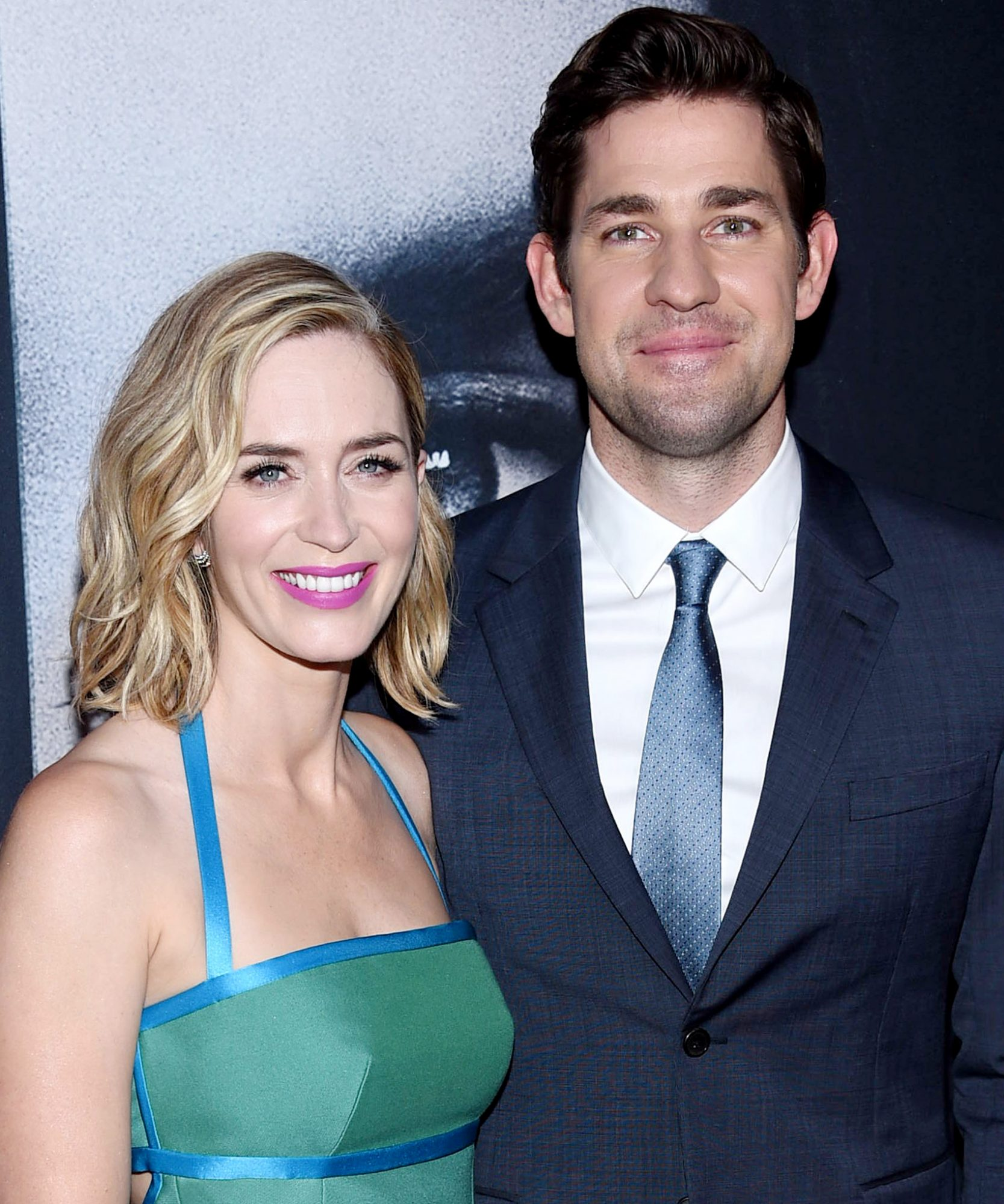 <p>Answer: John Krasinski and Emily Blunt</p>