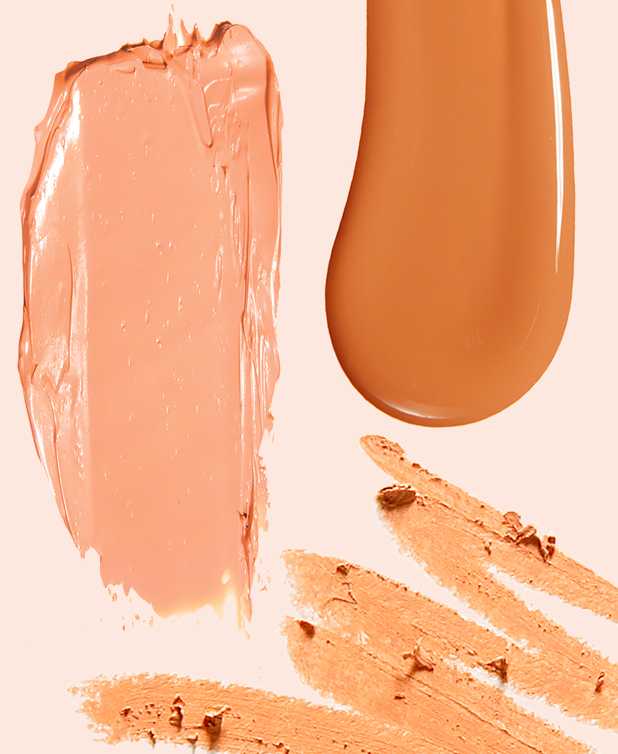 Orange Concealers LEAD