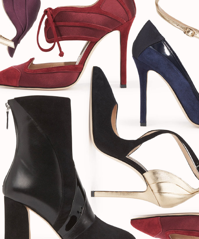 Zac Posen shoes LEAD