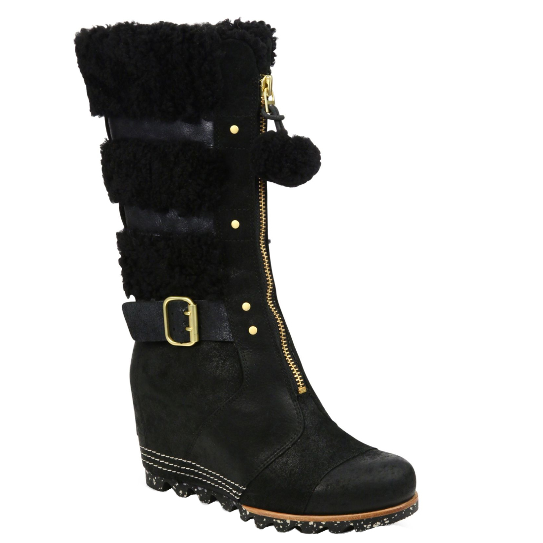Sorel Wedge Boots
