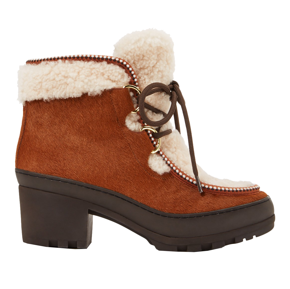 <p>Tory Burch Boots</p>