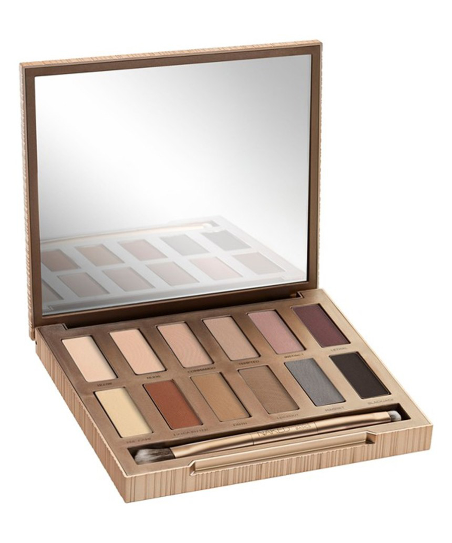 <p>Urban Decay Naked Ultimate Basics Palette</p>