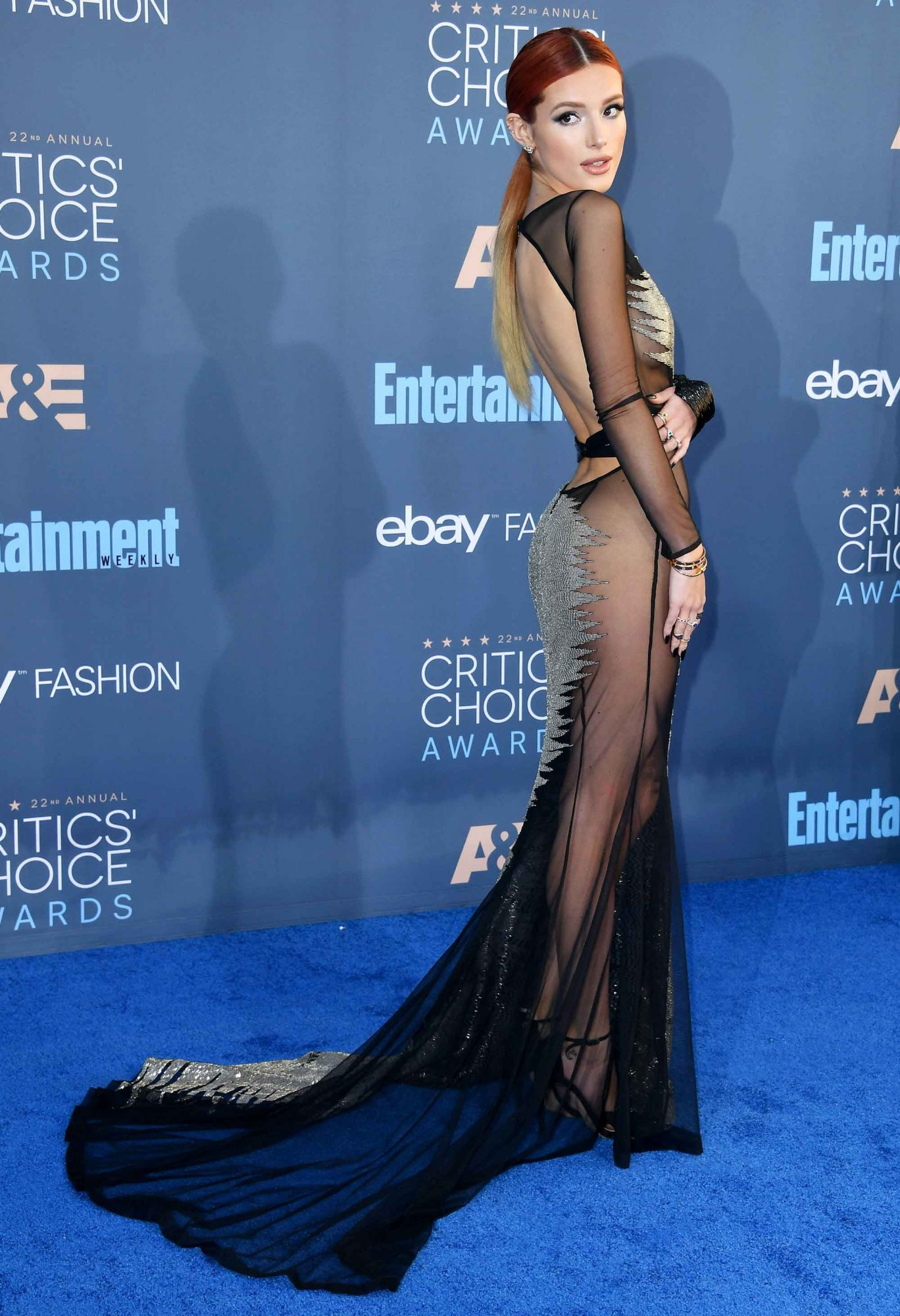 Bella Thorne CCA Dress - Embed