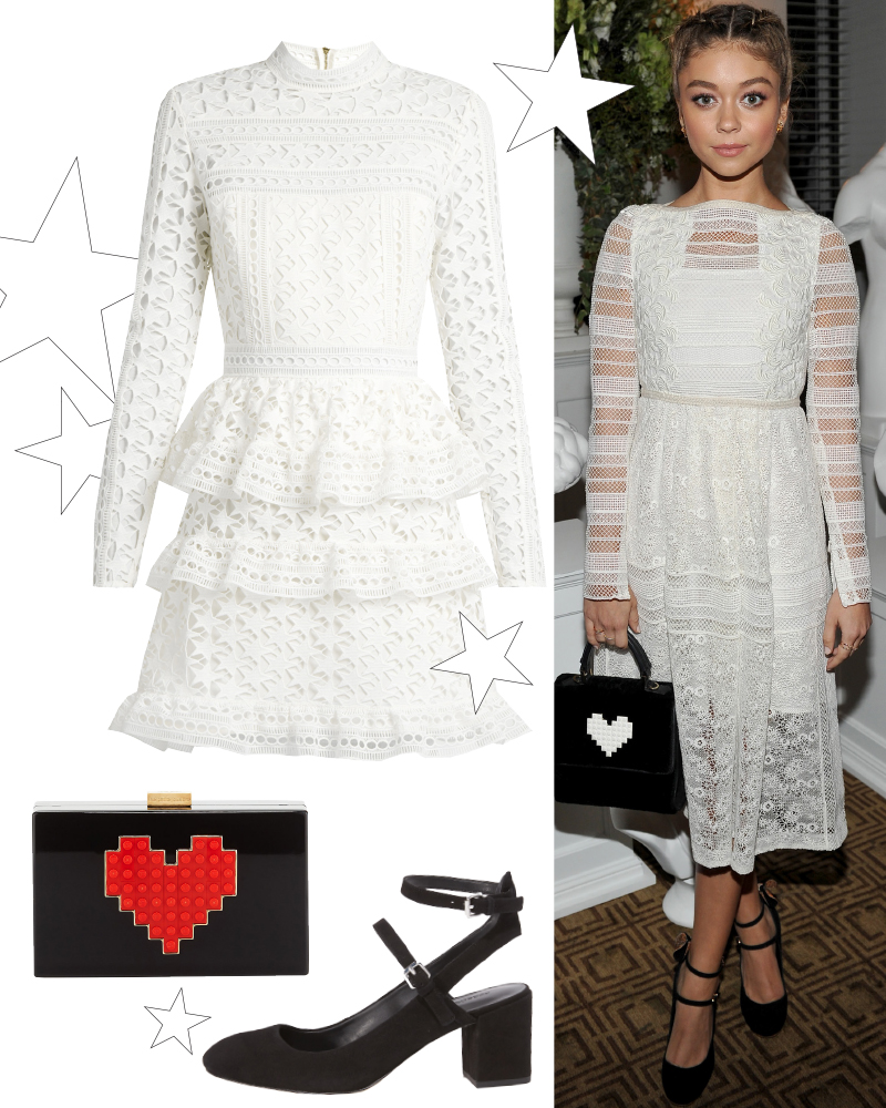 <p>PERSONAL STYLE: SWEET & GIRLY</p>