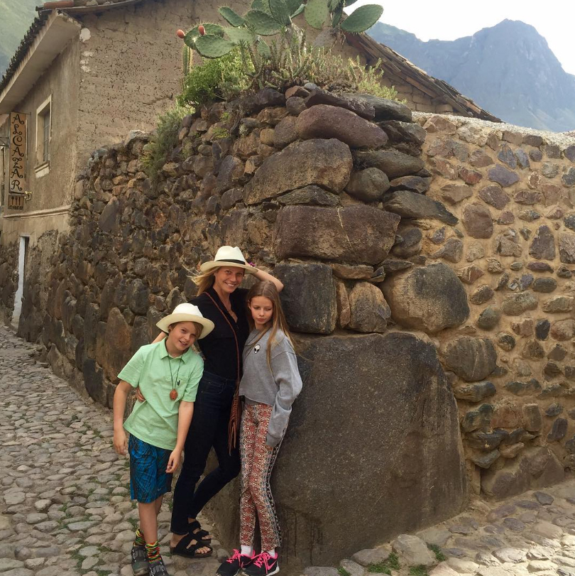 <p>The Time Gwyneth, Apple, and Moses were Martin's Biggest Fans</p>