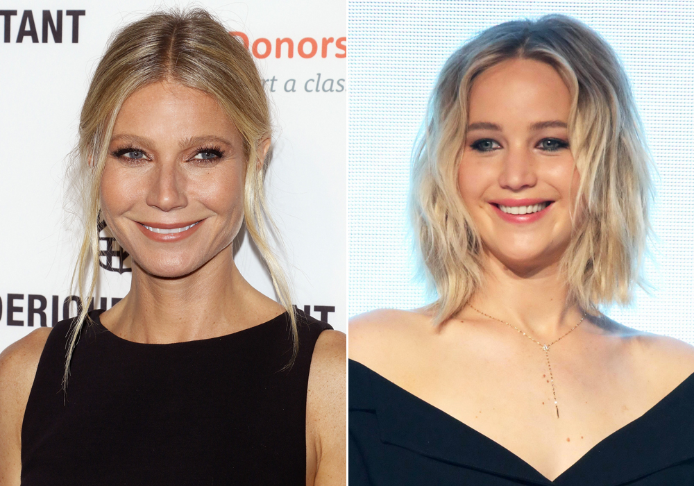 The time Gwyneth was totally chill about her ex dating J.Law