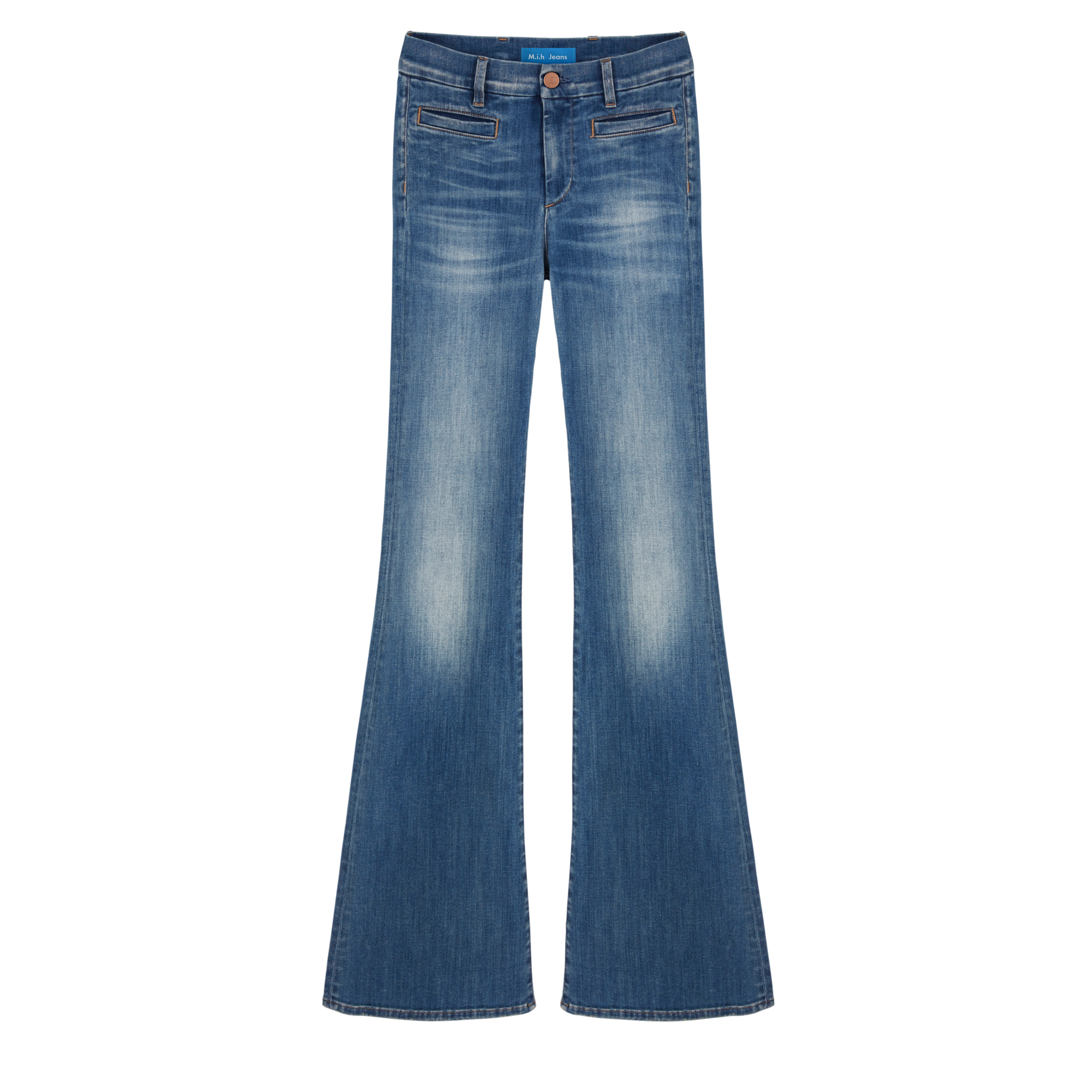 <p><strong>Most-Worn Pair of Jeans</strong></p>