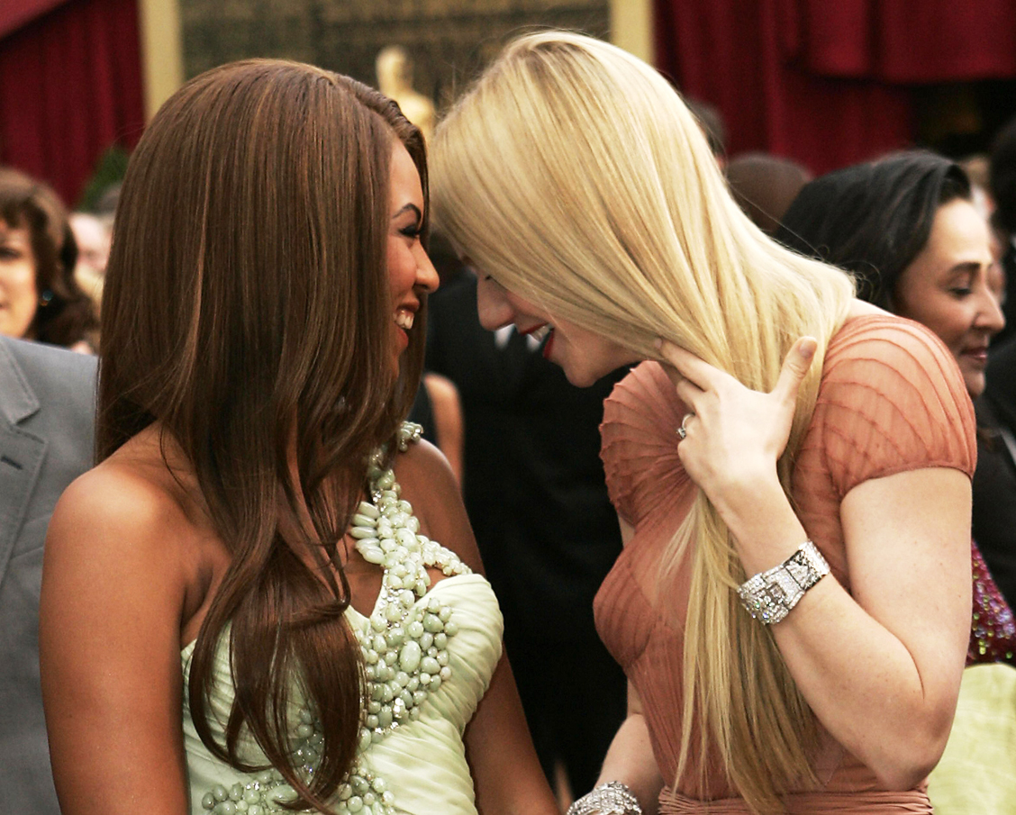 <p>When They Turned the Oscars Into a Girls' Night</p>