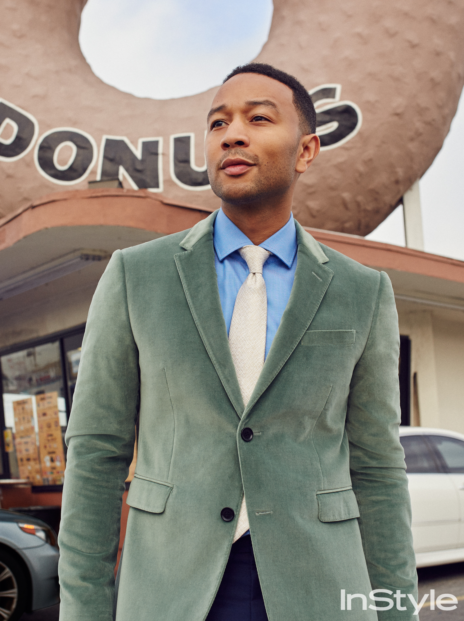 John Legend - InStyle February 2017 - SLIDE 3