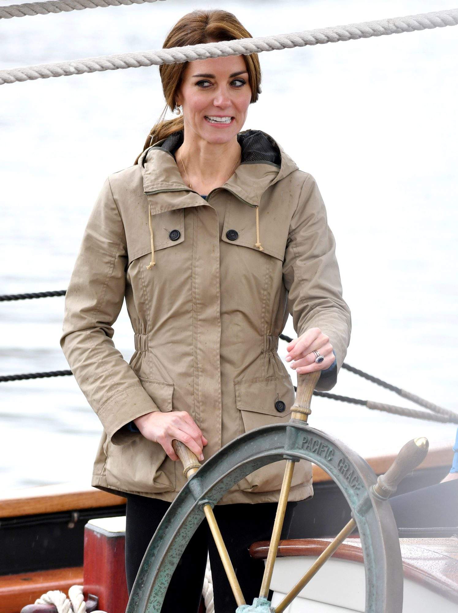 <p>Kate Middleton, you're perfect—even when you're not.</p>
