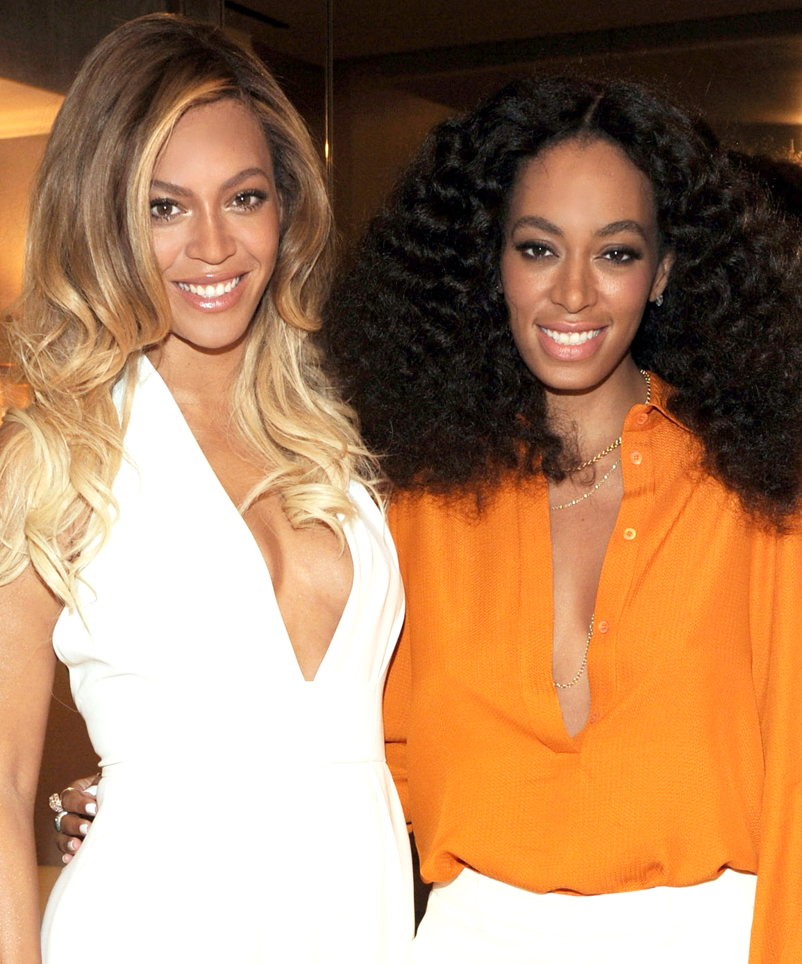 Beyonce Interviews Solange Instyle Com