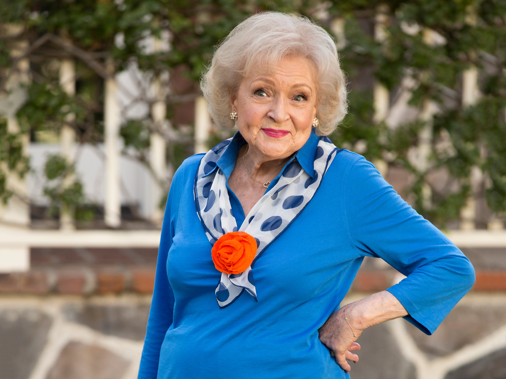 11 Times 97-Year-Old Betty White Told It Like It Is