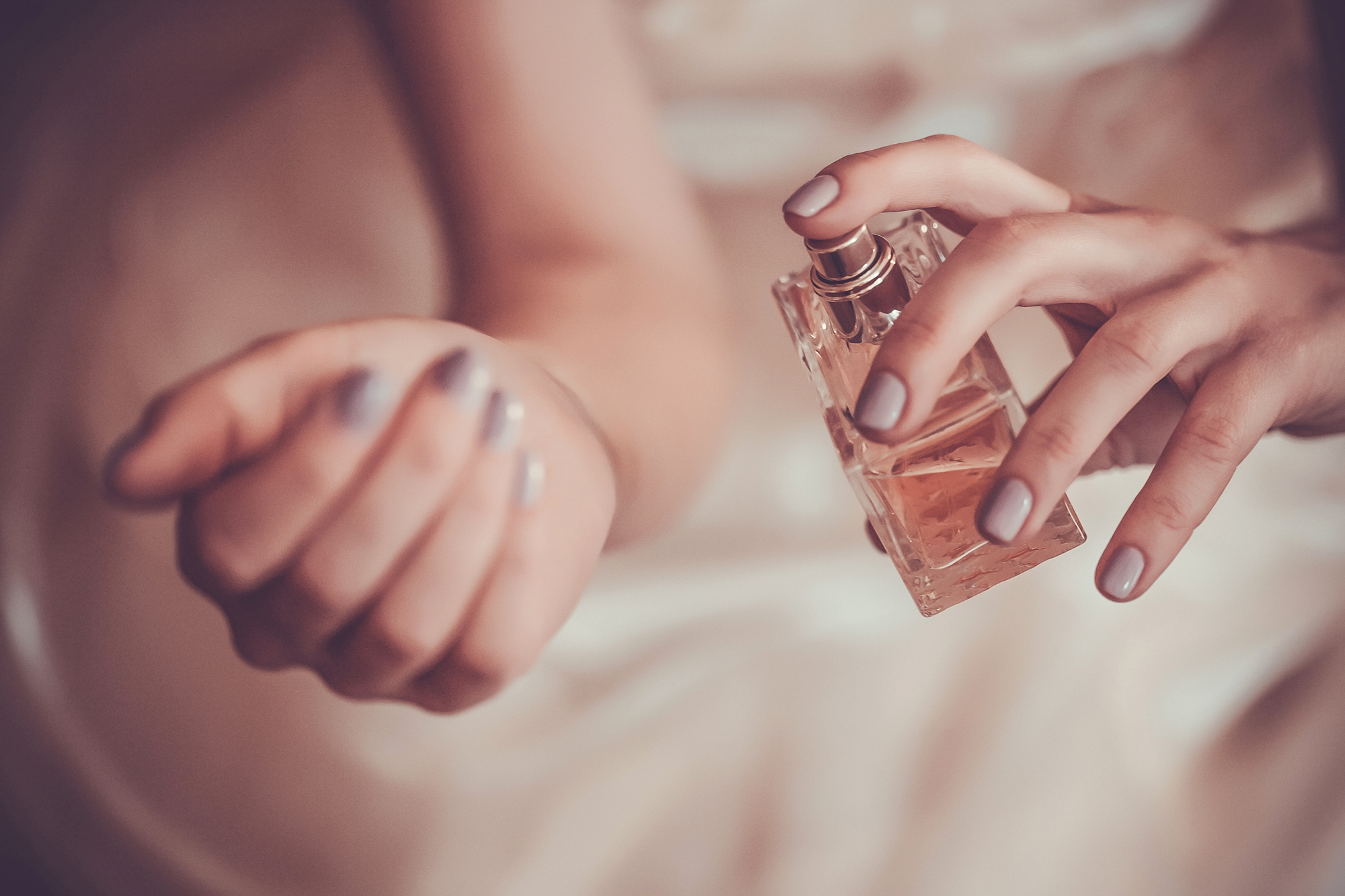 Here's Exactly How You Should Be Applying Fragrance