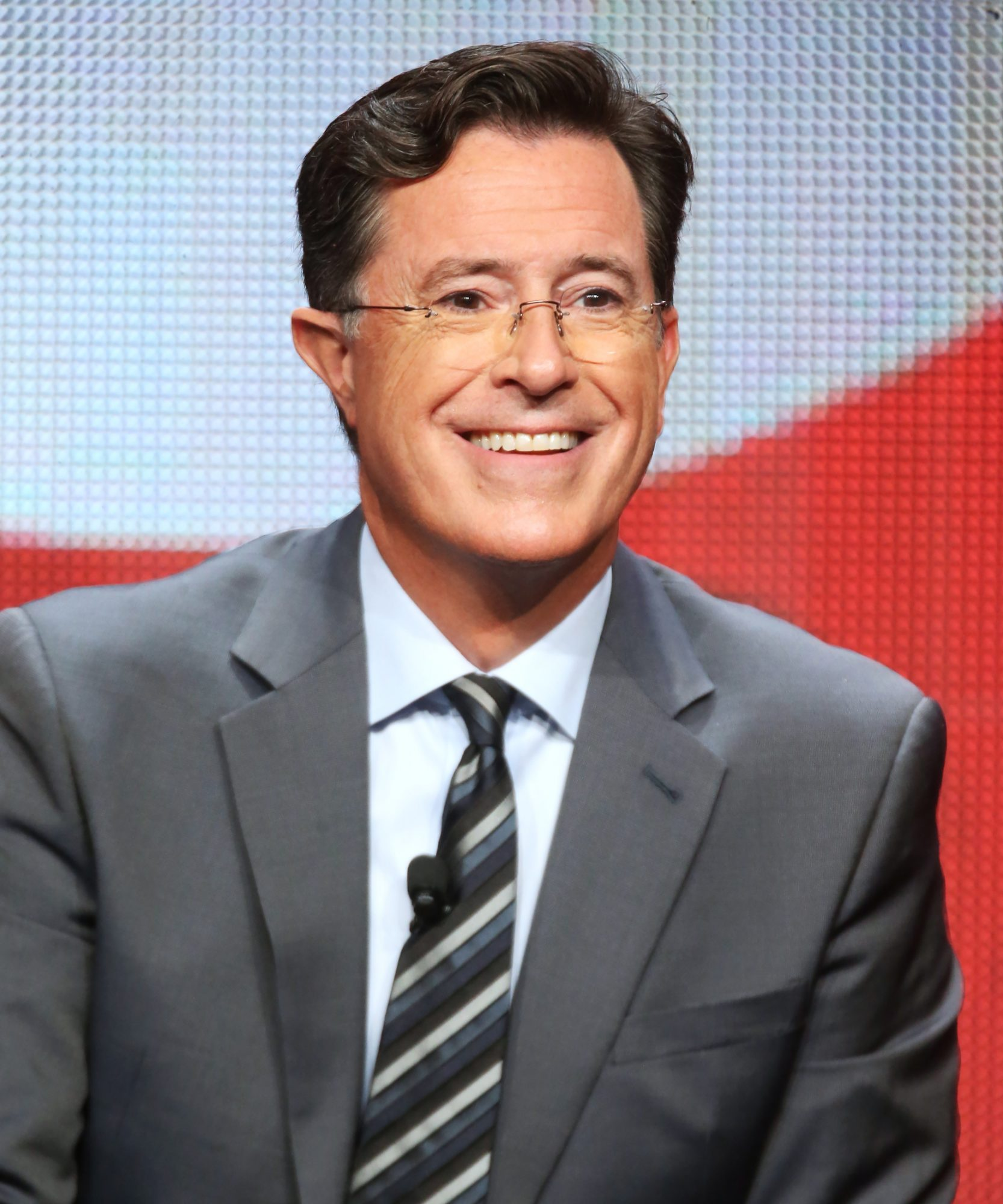 Stephen Colbert - August 10, 2015 - Lead