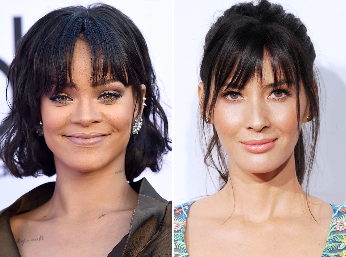 Here S Exactly How To Determine Your Face Shape Instyle Com