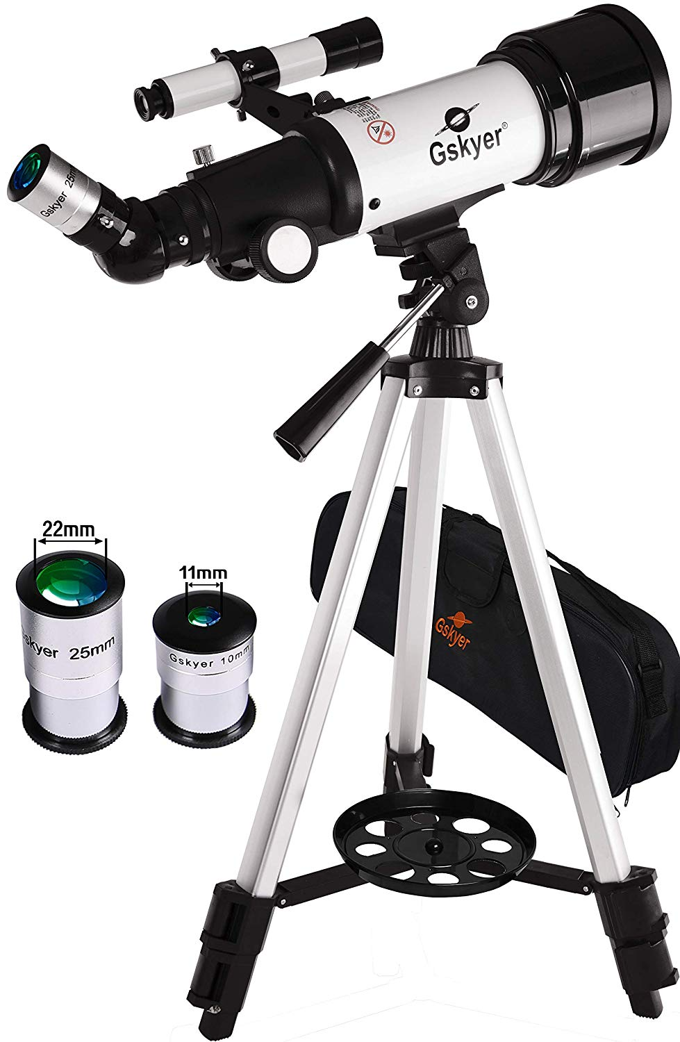 Gskyer AZ70400 German Technology Astronomy Telescope
