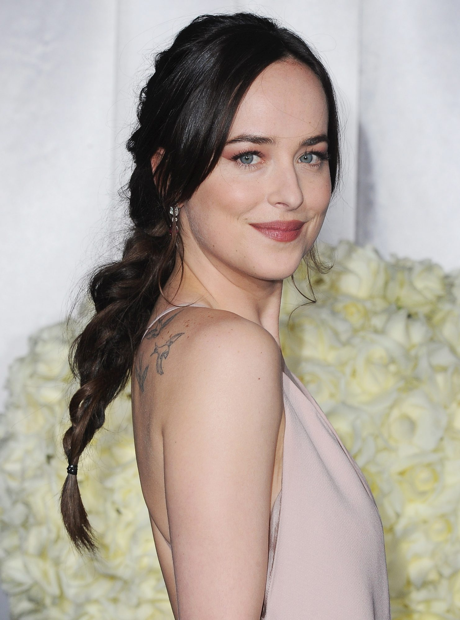 Dakota Johnson Braid - Embed 1