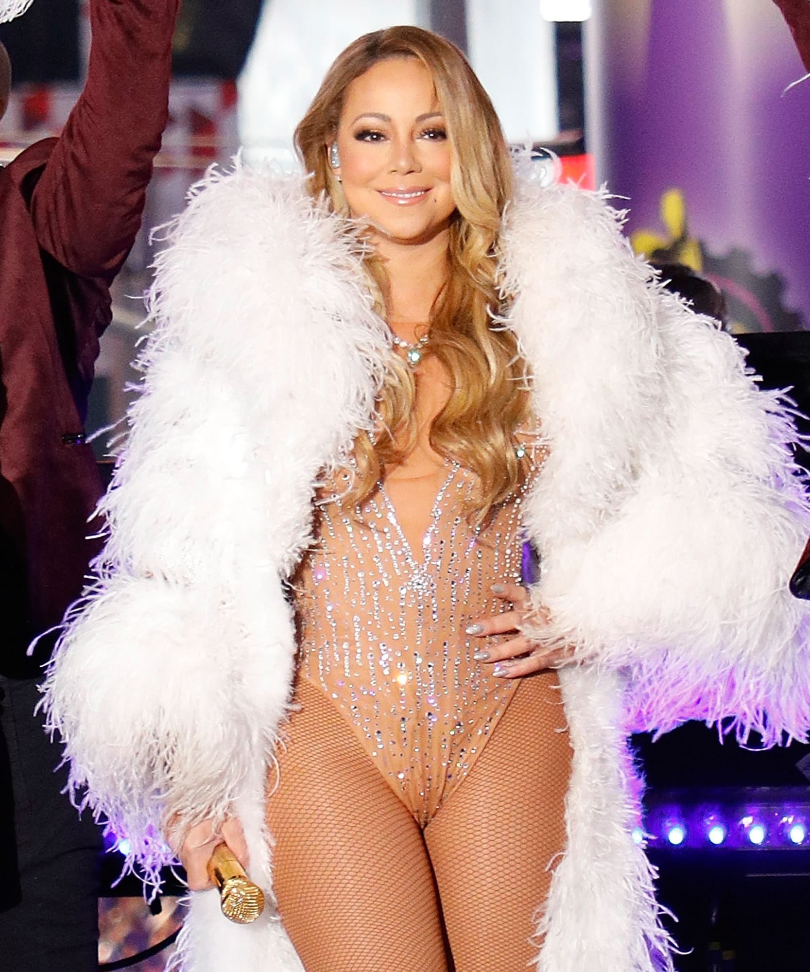 Only Mariah Carey Could Get Away with Wearing <em>This </em>to the Gym