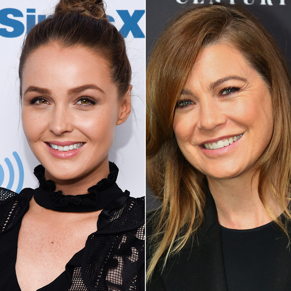 Ellen Pompeo and Camilla Luddington LEAD