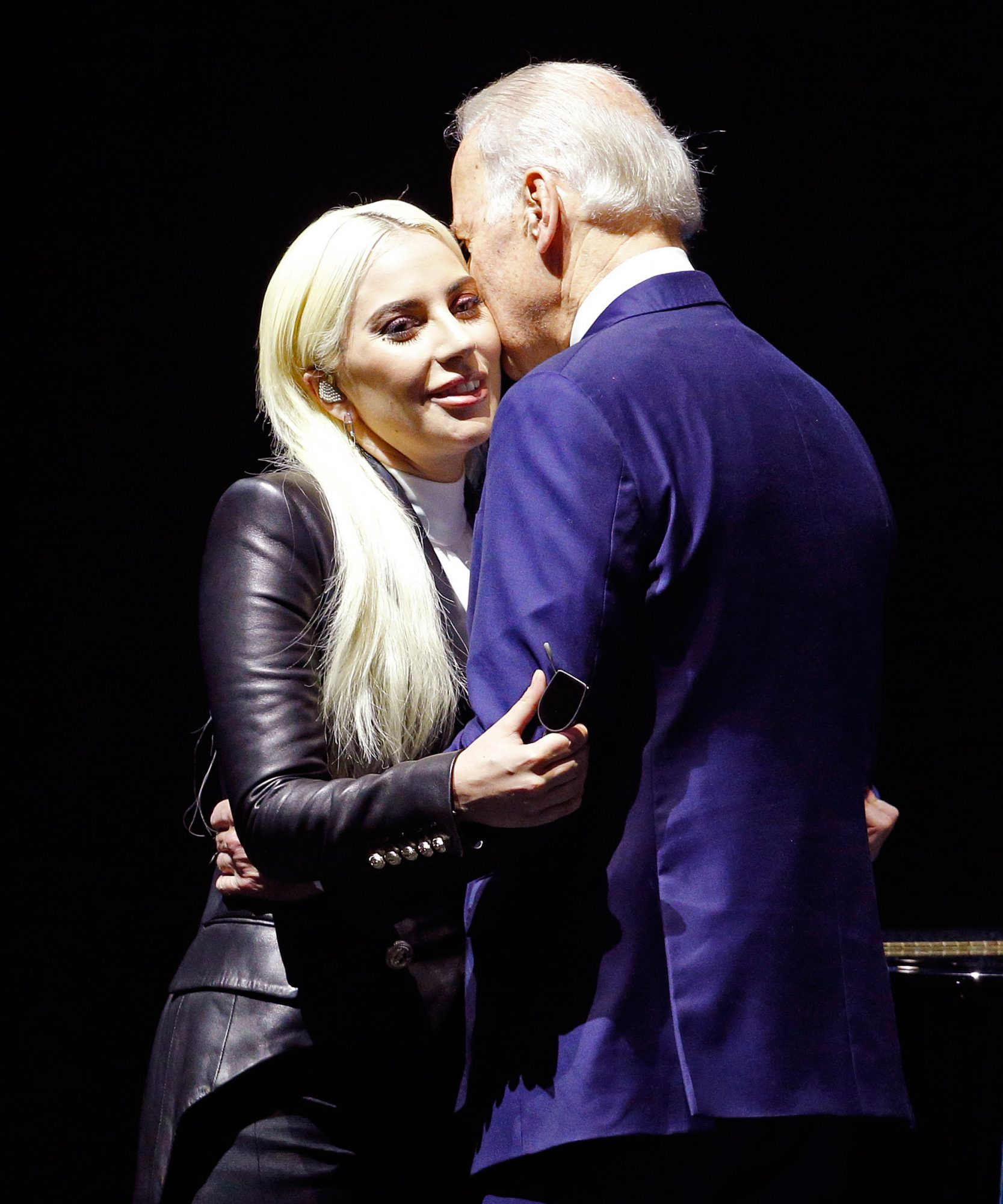 Joe Biden & Lady Gaga - LEAD