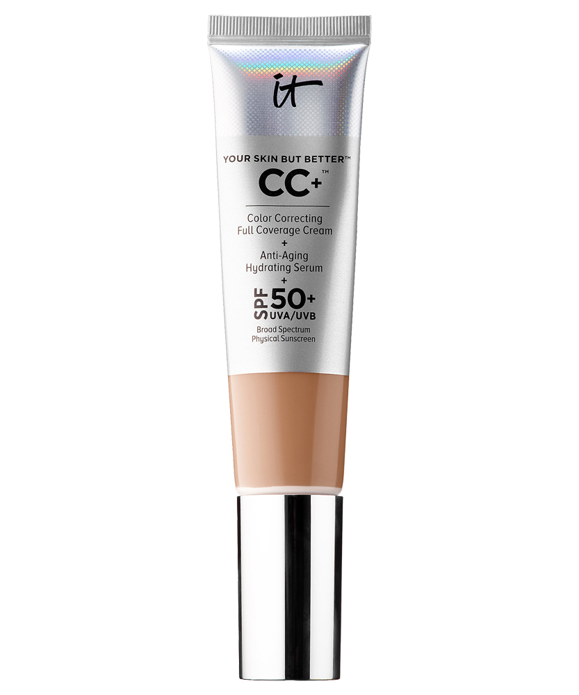 <p>IT Cosmetics Your Skin But Better CC+ Cream With SPF 50+ </p>