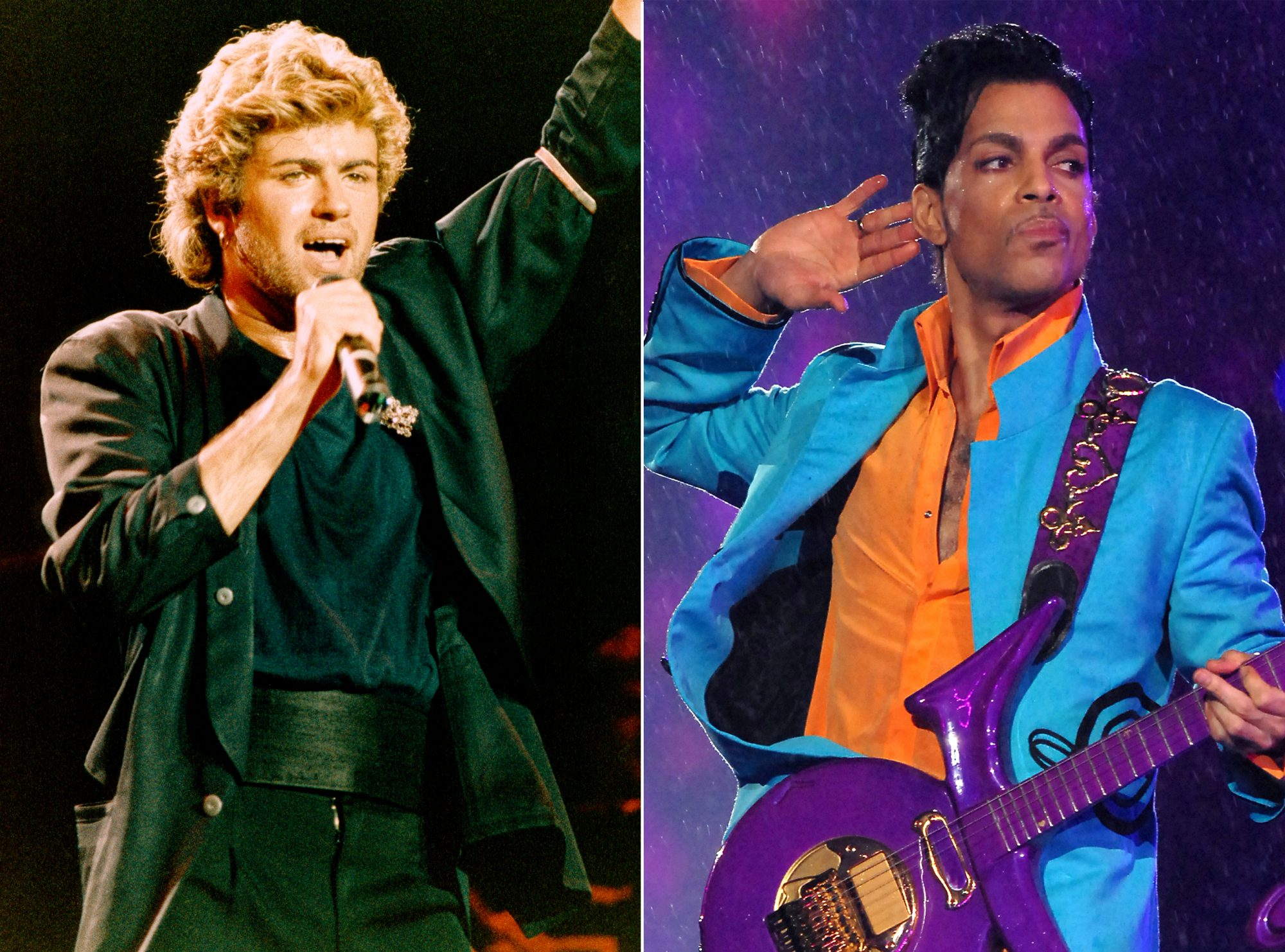The Grammys Announce Tributes for Prince and George Michael