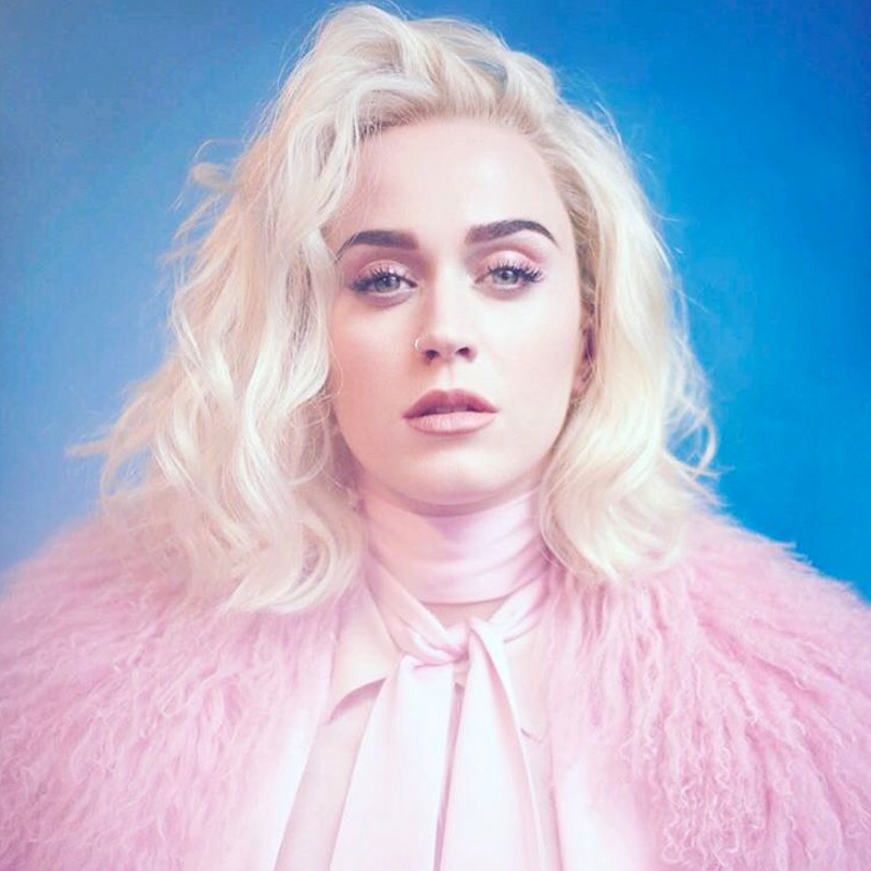 """Katy Perry Returns with New Single """"Chained to the Rhythm"""""""