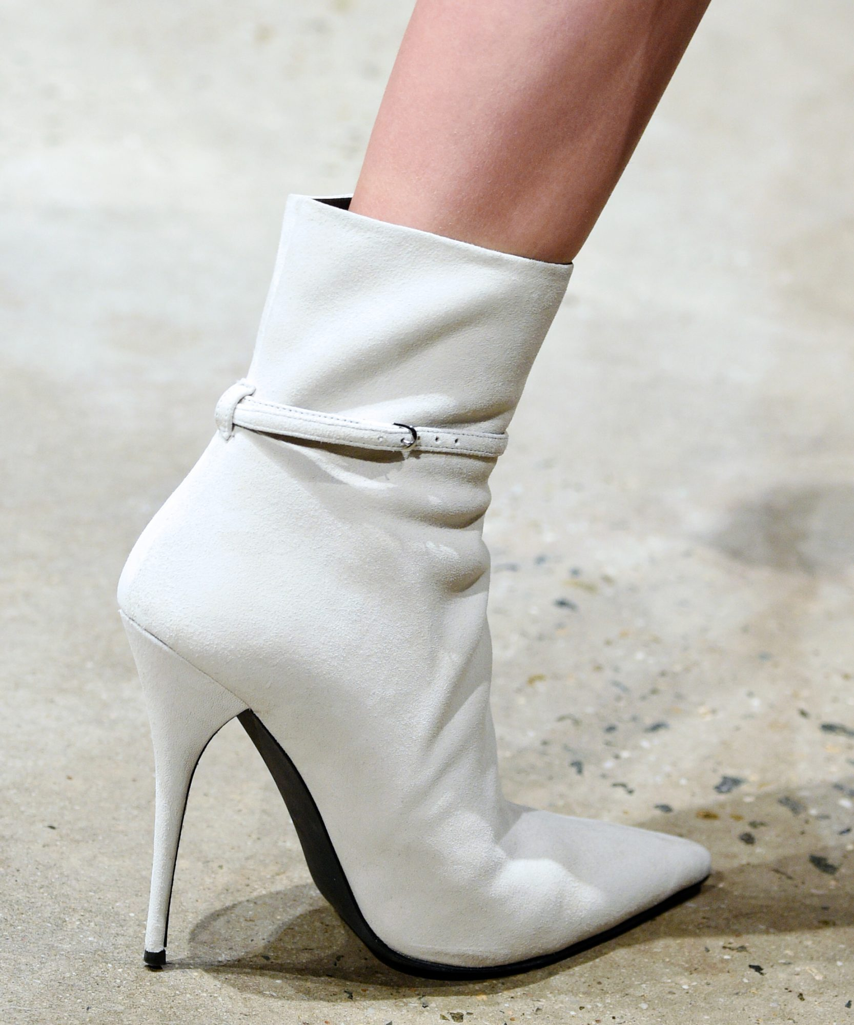 <p>DAY 6: NARCISO RODRIGUEZ ANKLE BOOTIE</p>