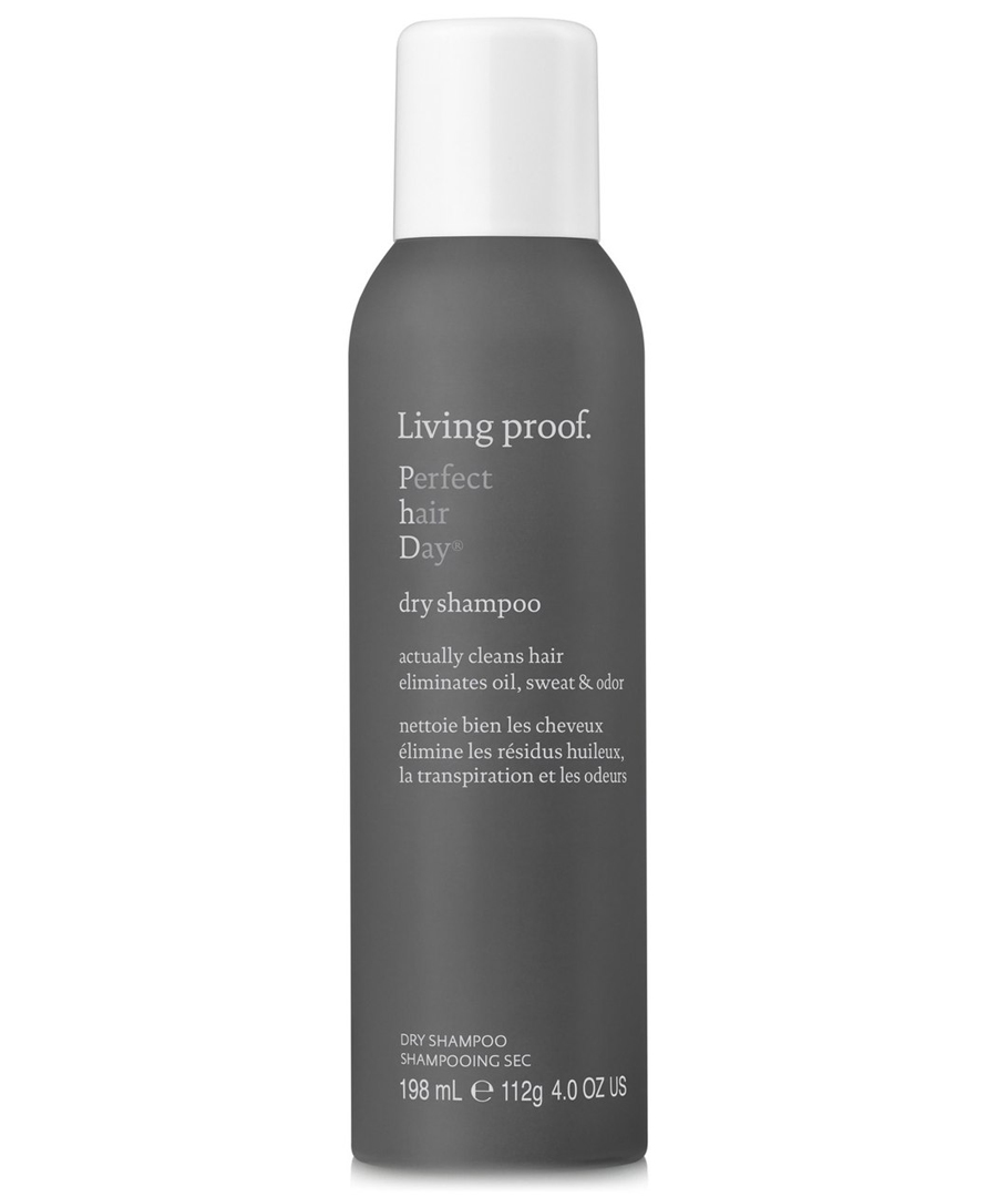 <p>For Oily Hair: Living Proof Perfect Hair Day Dry Shampoo  </p>