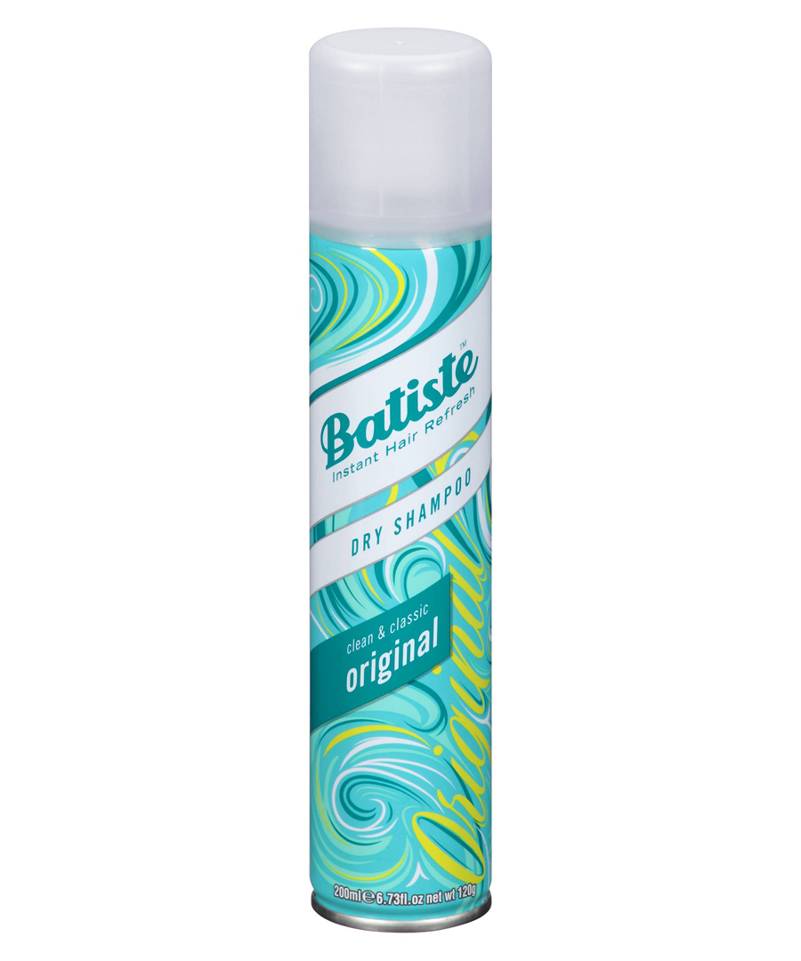 <p>For Thick Hair: Batiste Original Clean Dry Shampoo </p>