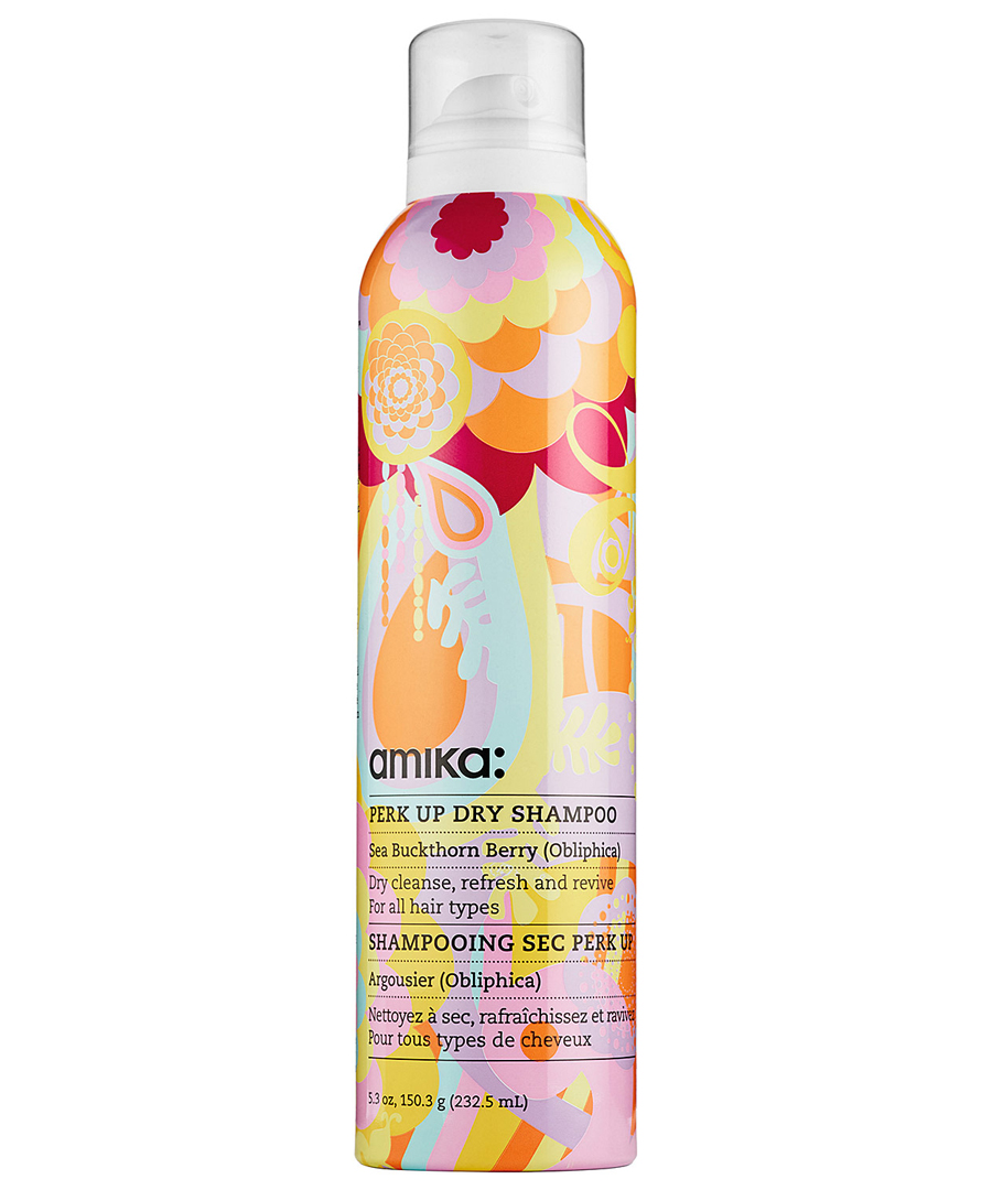 <p>For Dry Hair: Amika Perk Up Dry Shampoo </p>