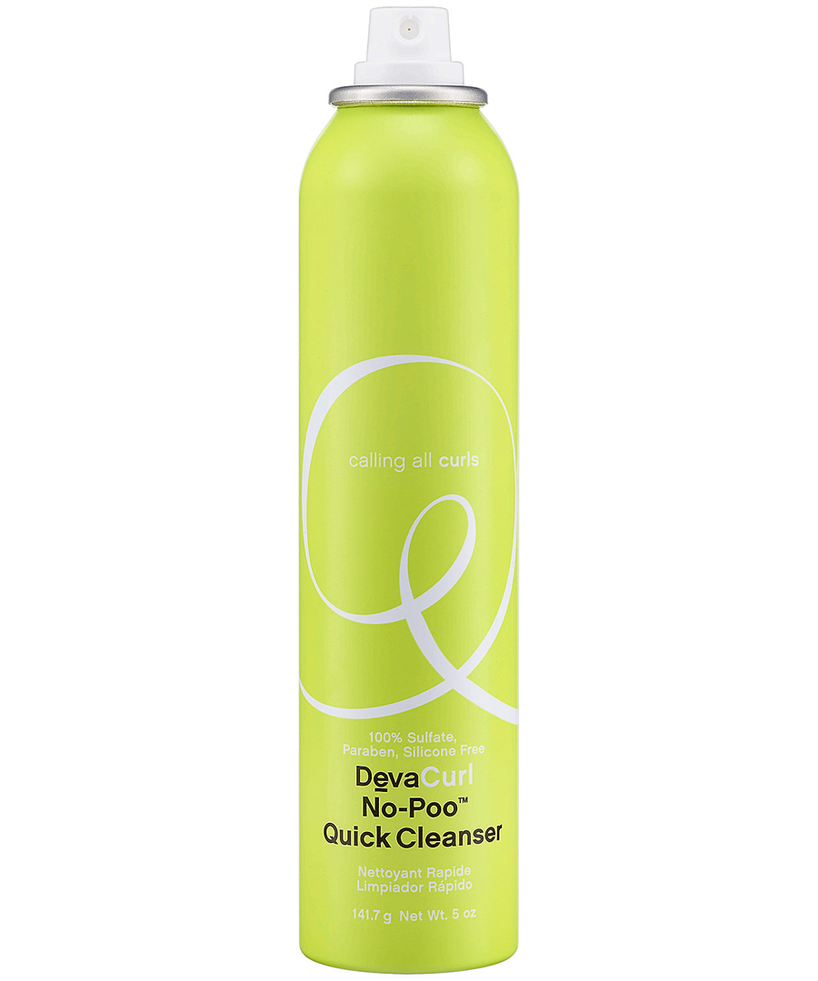 <p>For Curly Hair: DevaCurl Do Poo Quick Cleanser </p>