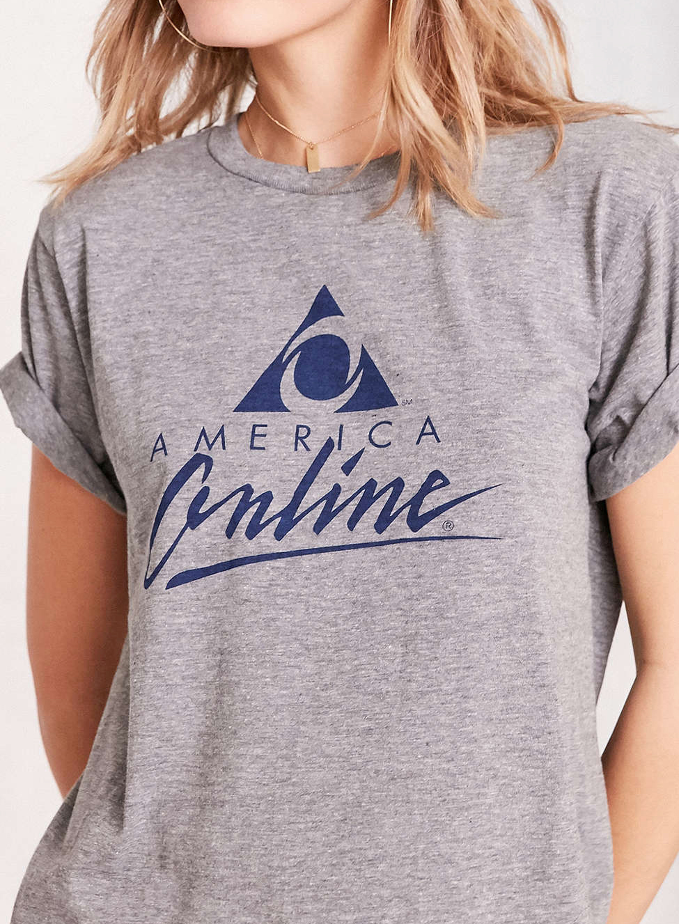 You Won't Believe How Much Urban Outfitters Is Charging for an AOL T-Shirt