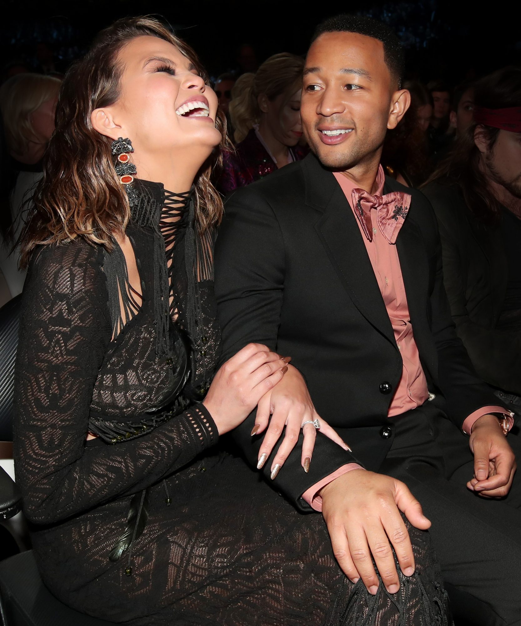 19 Times Chrissy Teigen Hilariously Trolled John Legend