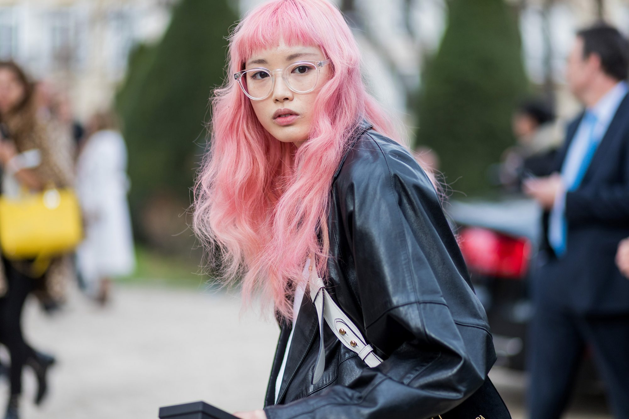 Paris Fashion Week Street Style LEAD